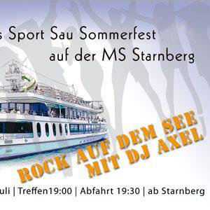 Sport Sau Sommerfest 2018